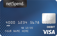 blue-netspend-visa-prepaid-card