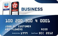 chevron-and-texaco-business-card