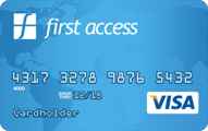 the-first-access-visa-credit-card